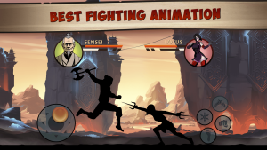 Shadow Fight 2 MOD APK Download 2021 [Unlimited Max Level & All Weapons Unlocked] 2