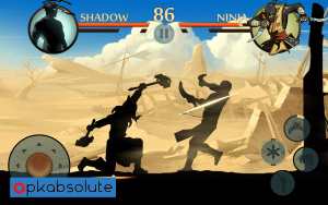 Shadow Fight 2 MOD APK Download 2021 [Unlimited Max Level & All Weapons Unlocked] 4