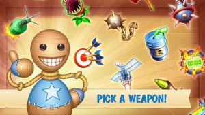 Kick the Buddy Mod APK Download Latest version 2021 [Unlocked All weapons] 5