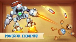 Kick the Buddy Mod APK Download Latest version 2021 [Unlocked All weapons] 4