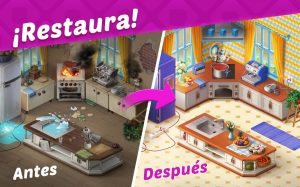 Homescapes Mod Apk (Unlimited Lives, Coins and Stars) Download 2021 1