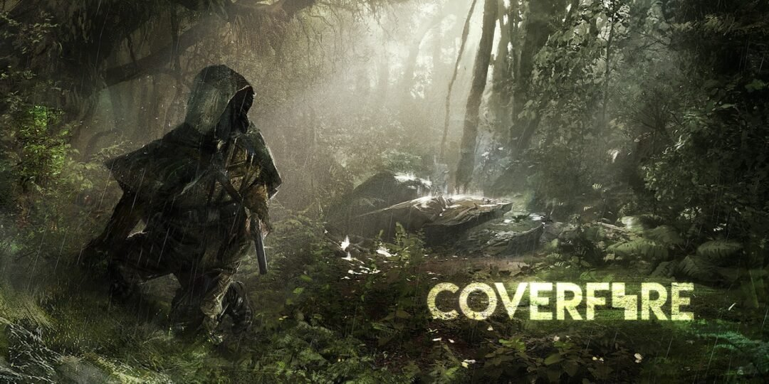 Cover Fire Mod APK Cover Fire Cover page
